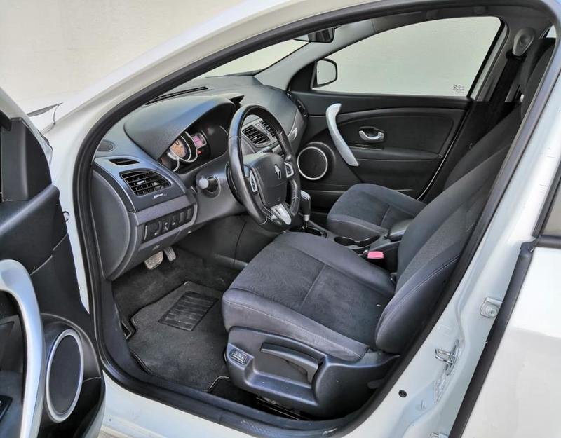 Interior FLUENCE  QXD BLANCO WHITE PEARL