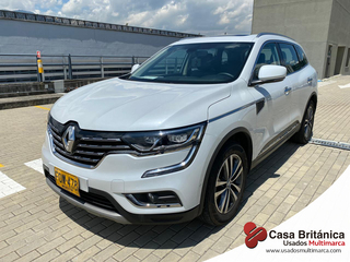 RENAULT - NEW KOLEOS INTENS