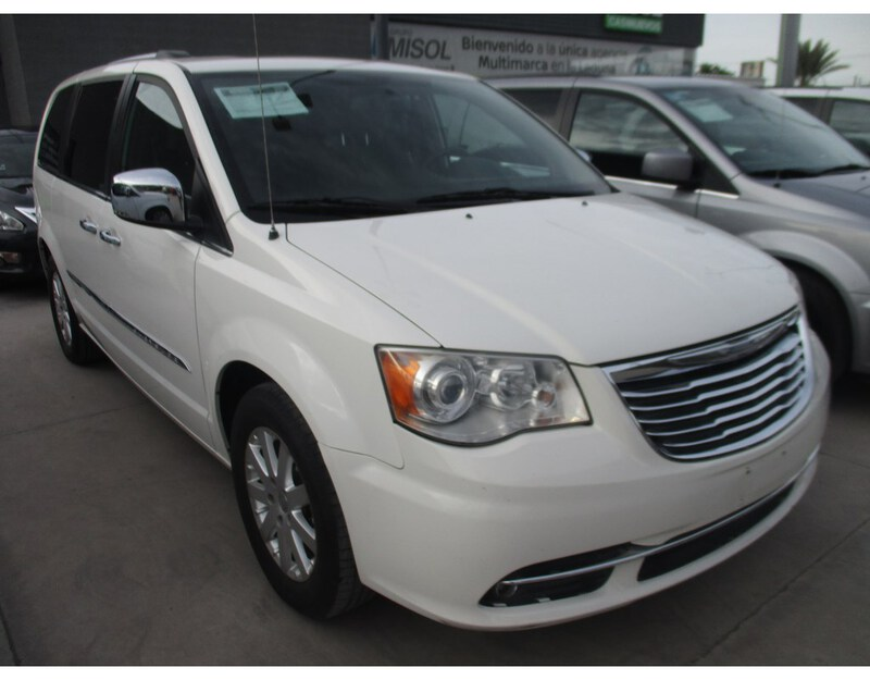 TOWN & COUNTRY  BLANCO
